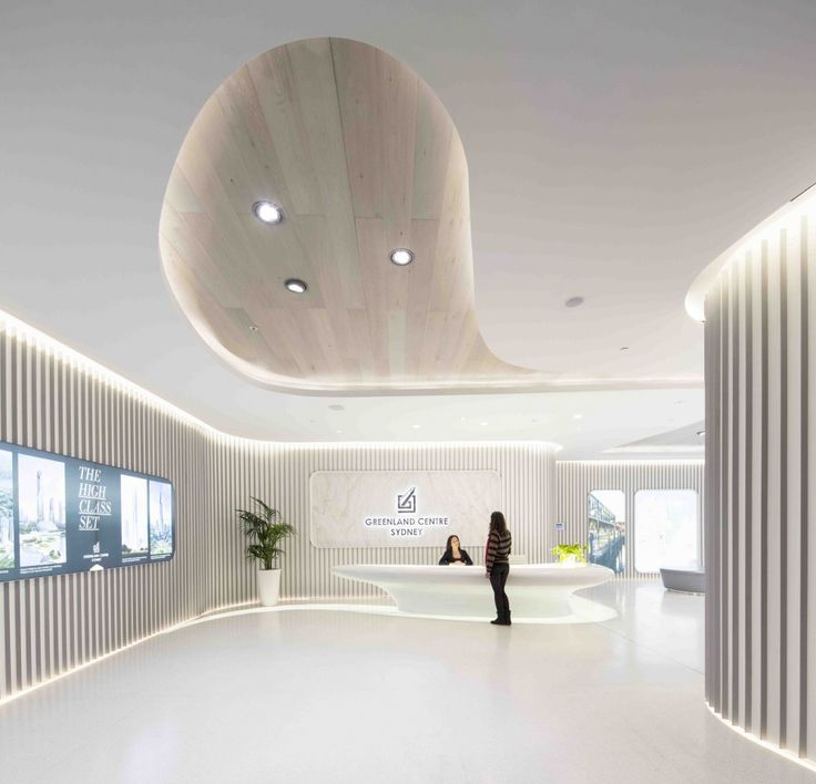 Sydney Greenland Centre Marketing Suite :: PTW + LAVA