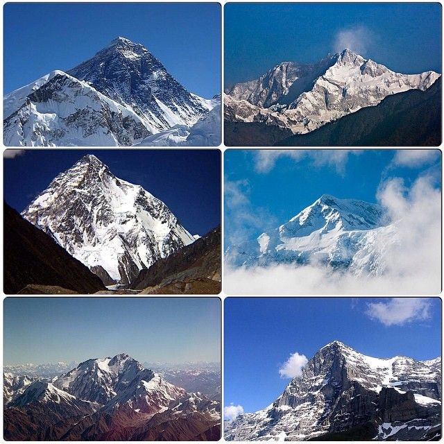 Многие считают, что Эверест не только самая высокая гора в мире, но и самая смертельно опасная. Это не совсем так. Приблизительно 3,000 альпинистов успешно достигли пика Эвереста, включая 13-летнего слепого ребенка и 73-летнюю женщину. В этой подборке находятся пять гор, которые, как считается, представляют большую опасность для альпинистов, чем Эверест.  29,029 футов (8848 метров). (1.) г. Канченджанга. Индия.  28,169 футов (8 585,9 метров). Гора, которая славится постоянными снежными…