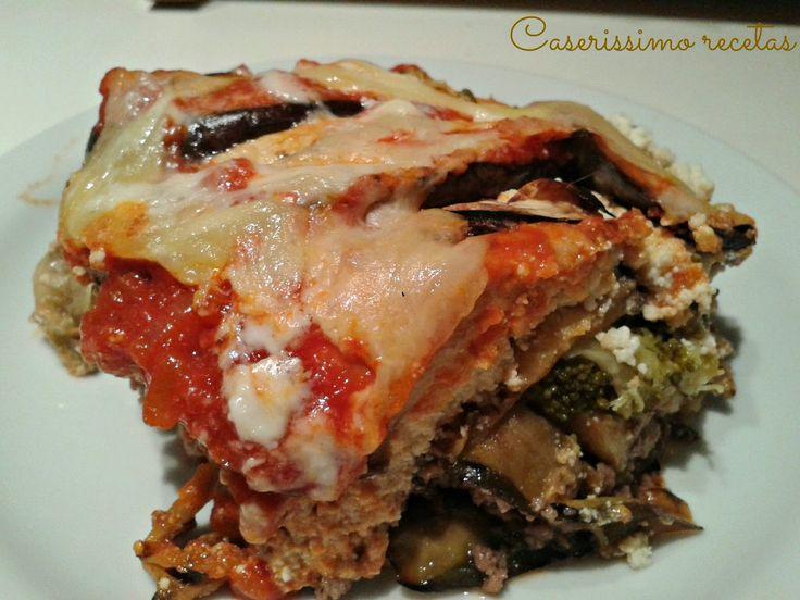 Caserissimo recetas http://caserissimorecetas.blogspot.com.ar/2015/01/lasagna-de-berenjenas-muy-completa.html