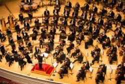 Чикагский Симфонический Оркестр (Chicago Symphony Orchestra) – симфонический оркестр из Чикаго, США. Входит в так называемую «Большую пятерку» ведущих американских оркестров. В послужном списке коллектива свыше 60 премий «Грэмми».   #Chicago Symphony Orchestra #оркестр #Чикагский Симфо