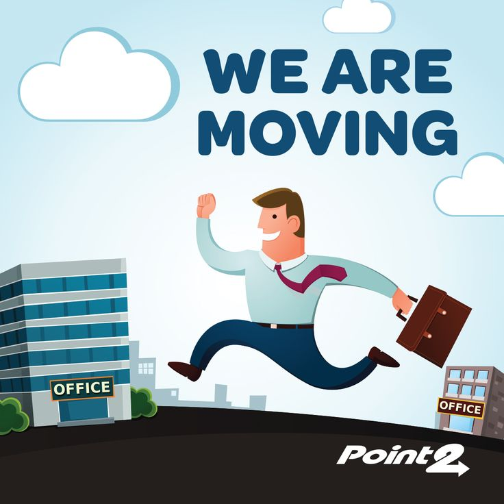 Heads up! The Point2 crew is moving to a new office today. This means our phone lines will be down beginning at noon CST. Get more information on what this means for our customers right here: http://bit.ly/1wNvY1u