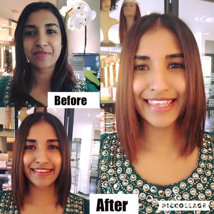 Stunning Midori transformation with hair by Carmel!