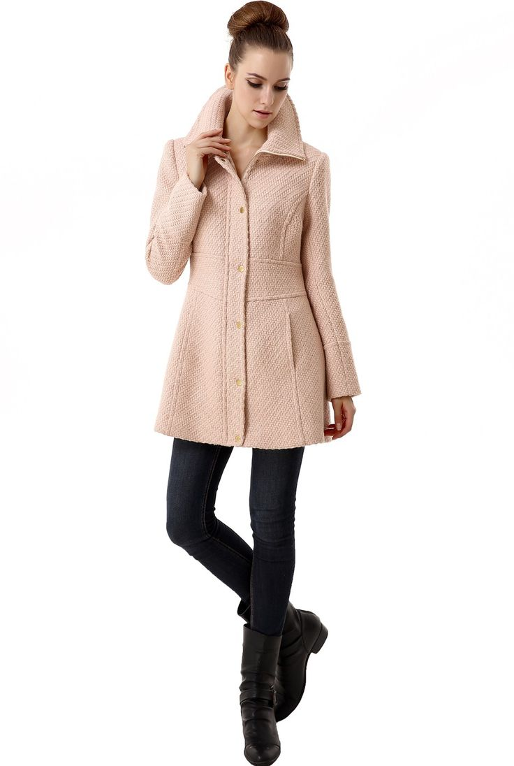 15 best Women's Wool/Cashmere Coats images on Pinterest | Wool ...
