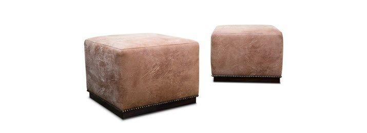Bello Ottoman - Designers Collection