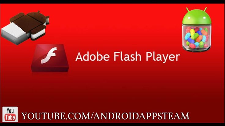 Adobe Flash Player Para Android (ICS - Jelly Bean) - Android Apps