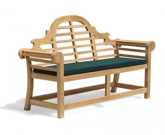 Lutyens Bench Cushion Medium 5 Colours Cushions