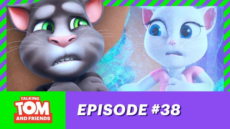 Talking Tom and Friends ep.38 - Heatwave xo, Talking Angela #TalkingFriends #TalkingAngela #TalkingTom #TalkingGinger #TalkingBen #TalkingHank #Video #New #YouTube #Episode #MyTalkingAngela #LittleKitties #TalkingFriends