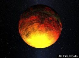 Tyche Hidden Planet-system bigger than Jupiter???