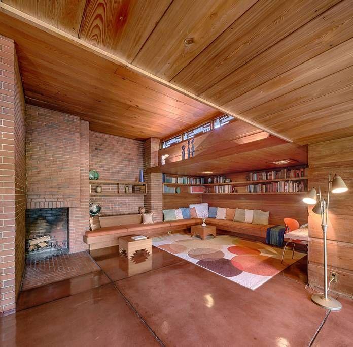 Still Bend Frank Lloyd Wright S Schwartz House Villas For Rent