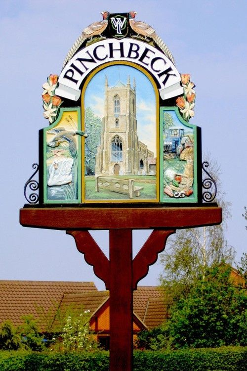Pinchbeck, Lincolnshire.