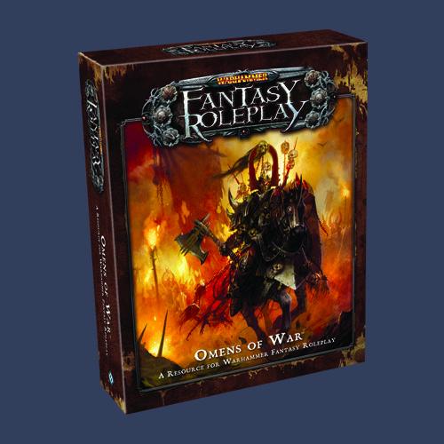 Warhammer FRPG Omens of War