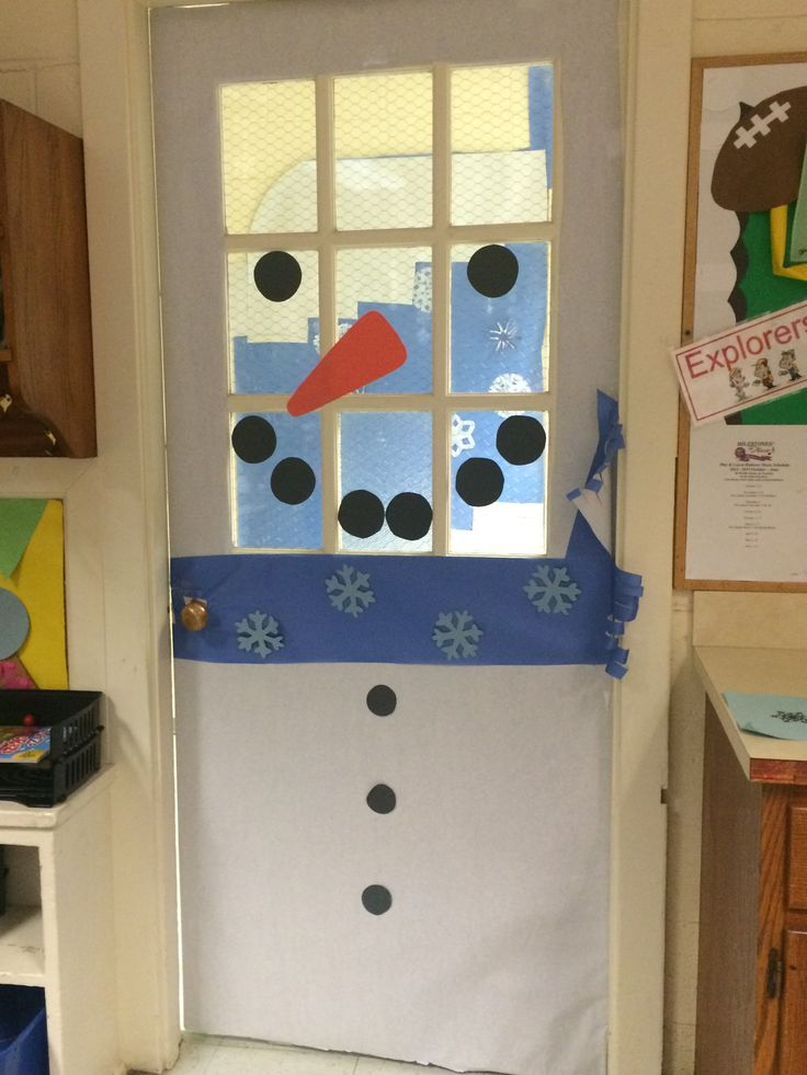 20 best images about winter wonderland on pinterest for Cool door ideas