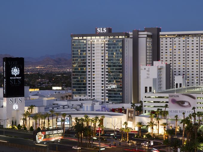 The SLS Las Vegas is the third U.S. incarnation of the luxury hotel chain from sbe, following Beverly Hills and South Beach locations.