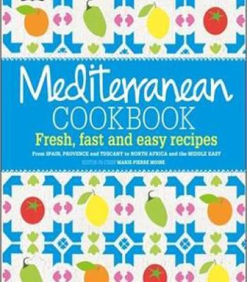 Mediterranean Cookbook PDF