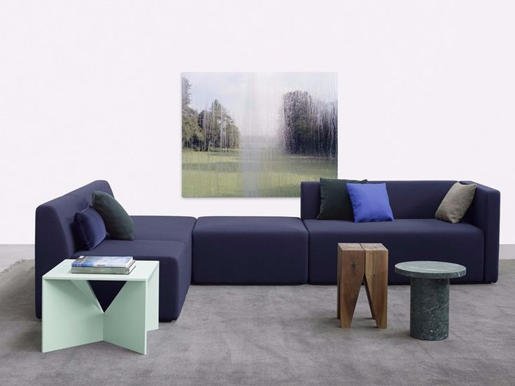 Modular Sofa KERMAN By Design Philipp Mainzer, Farah Ebrahimi