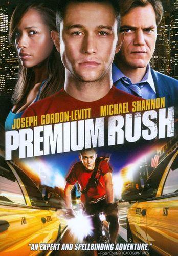Premium Rush [Includes Digital Copy] [UltraViolet] [DVD] [2012]