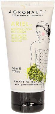 Agronauti Crème de Jour Anti-Pollution Ariel SPF 15, 50 ml | Ecco Verde