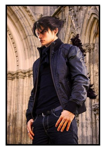 Jin Kazama - tekken Photo