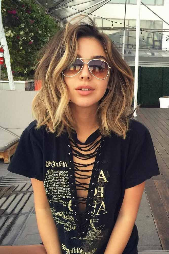 24 Messy Bob Hairstyles for You