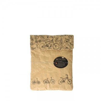 iPad Sleeve Bicycle Wren