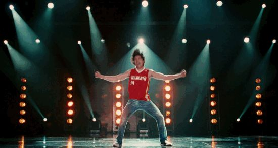 """""""Scream"""" —HSM 3 