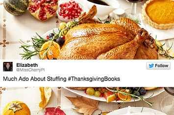17 Hilarious Literary Thanksgiving Puns