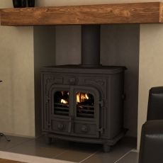Broseley Hillandale Hercules 12B Multifuel / Wood Burning Boiler Stove