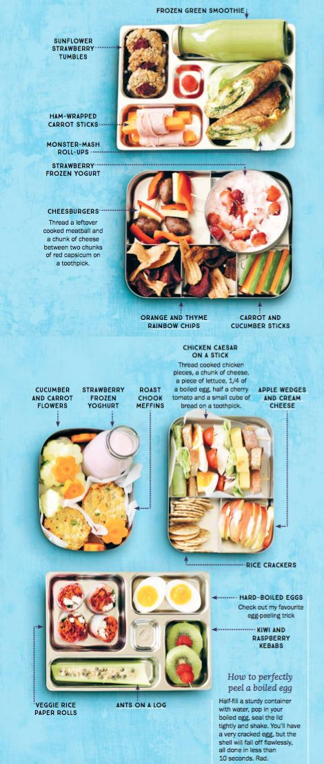 Struggle to find for healthy lunch ideas even the kid's will love? Our new lunchbox eCookbook is out now full of totally totable lunch ideas! Photographers: Rob Palmer and Marija Ivkovic.
