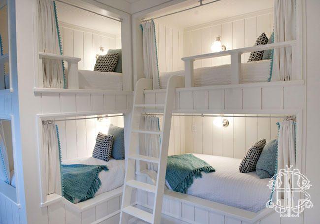 bunk room | Design House Savannah