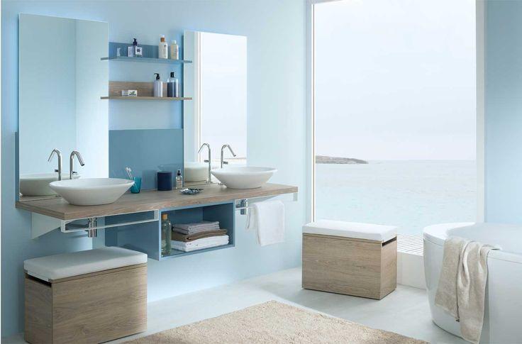 Les 25 meilleures id es concernant sanijura sur pinterest - Creer son meuble salle de bain ...