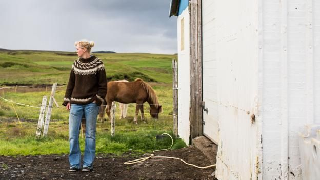 Meet Heiða Guðný Ásgeirsdóttir, the sheep farmer and former model who is fighting for her beautiful and remote corner of southern Iceland.