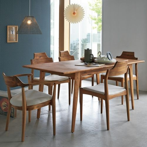 EDDA エッダ 北欧スタイル 伸長式ダイニングテーブル 幅135~170cm|家具収納・インテリア雑貨専門 通販のハウススタイリング(house styling)