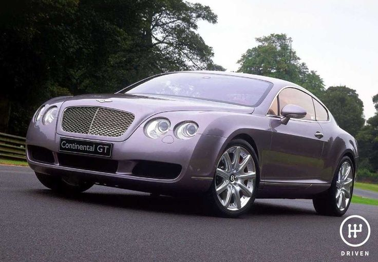 2002 bentley coupe