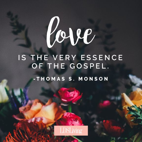 15 LDS Quotes to Share With Your Loved Ones on Valentine's Day