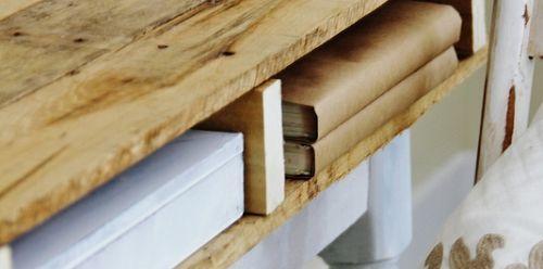 desk made from palletsPallets Desks, Shorts Side, Diy Desk, Long Side, Easy Pallets, Measuring 11, Pallets Projects, Pallets Boards, Desks Measuring