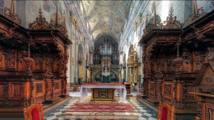Organs in Basilica of St.Mary in Leżajsk