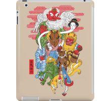 Monster Parade iPad Case/Skin