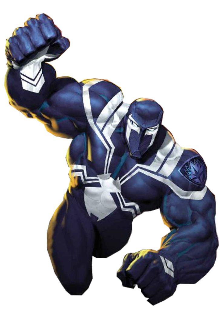 Agent Venom Space Knight #2 by MarkellBarnes360