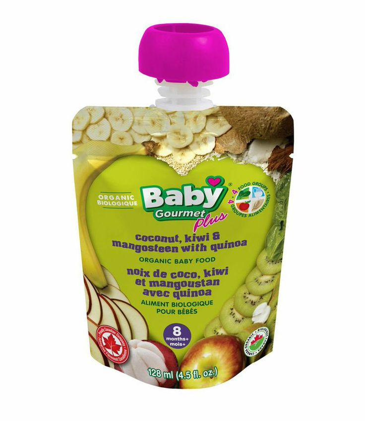 BABY GOURMET FOODS LTD / Baby Gourmet Plus