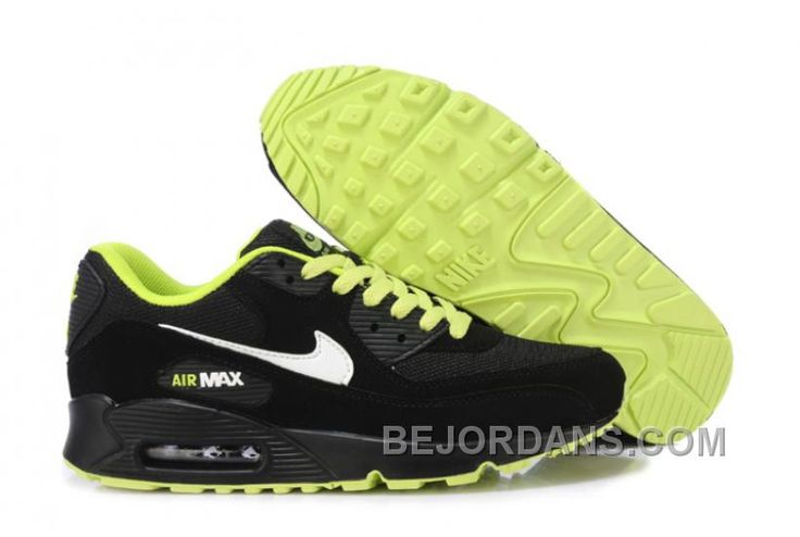 http://www.bejordans.com/free-shipping6070-off-buy-nike-air-max-90-womens-running-shoes-on-sale-black-green-white-ssbkc.html FREE SHIPPING!60%-70% OFF! BUY NIKE AIR MAX 90 WOMENS RUNNING SHOES ON SALE BLACK GREEN WHITE SSBKC Only $96.00 , Free Shipping!