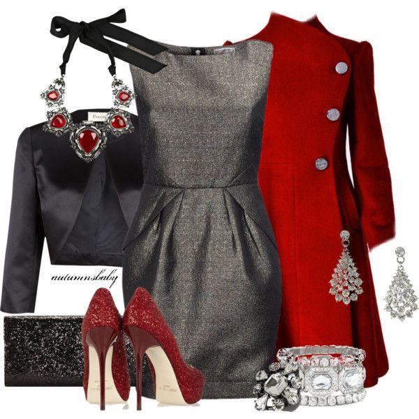 Lipsy dresses, Precis Petite jackets and Jimmy Choo pumps.