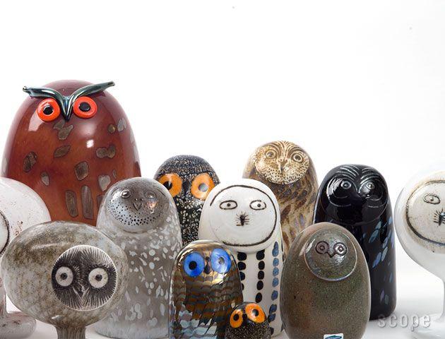 iittala / Birds by Toikka Polar night owl