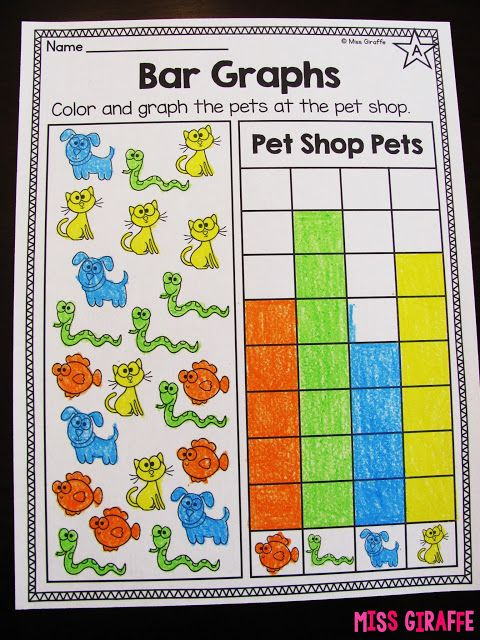 First grade graphing worksheets in all different levels that are fun... read all…