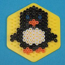 Pinguïn zeshoek
