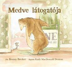 Verselő: Bonny Becker: Medve látogatója
