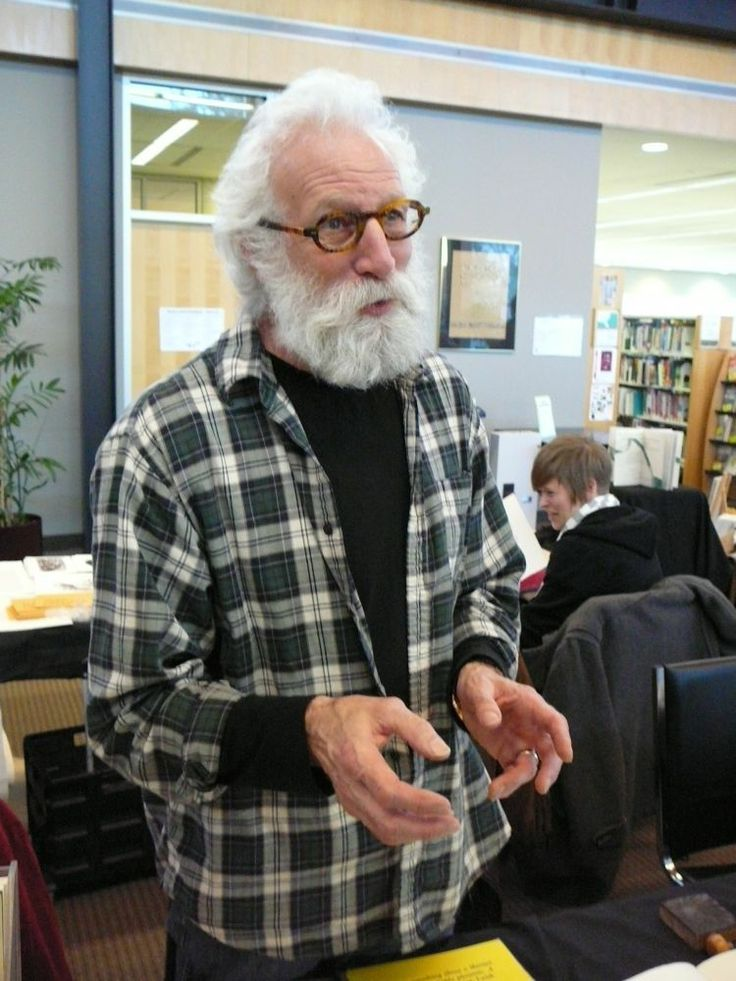 Alan Stein, The Church Street Press, Parry Sound, Ont. Photo by Don McLeod.