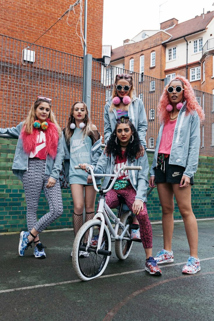 HELIBELLS: Nike x Confetti Crowd Campaign