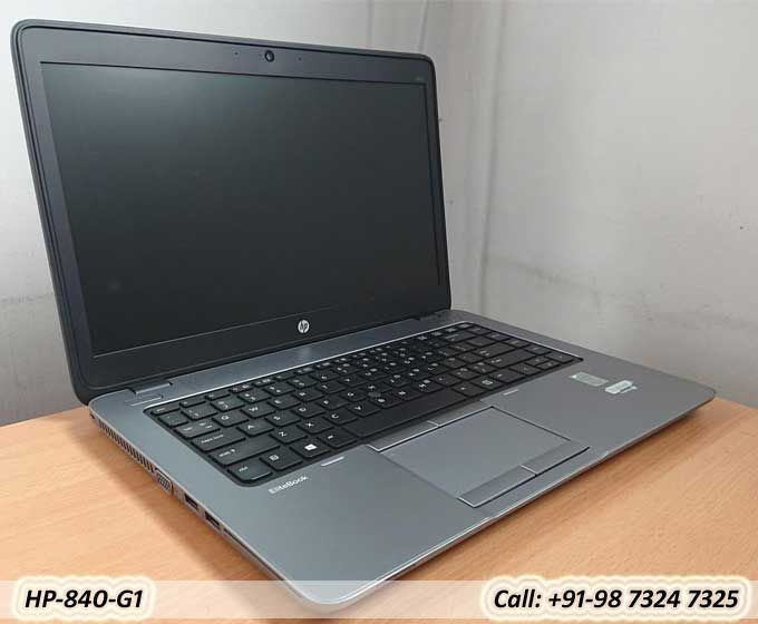 Second Hand Hp 840 G1 Core I5 Laptop 4th Gen On Sale In Jaipur Configuration Is Too Good 4gb Ram 500gb Hdd Wit Laptops For Sale Hp Elitebook Laptop Charger