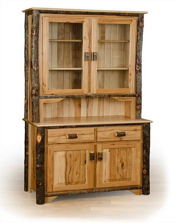 Amish Kitchen Cabinets Knotty Alder: Best 25+ Hickory Kitchen Cabinets Ideas On Pinterest