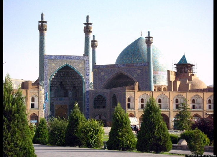 Best Imam Mosque Isfahan Iran Images On Pinterest - The mesmerising architecture of iranian mosques